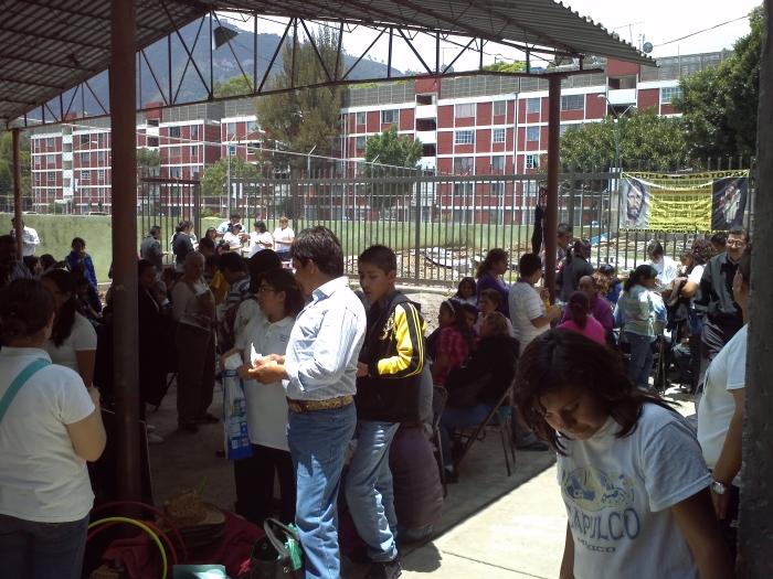 Parroquia Ntra Sra de Guadalupe Unidad Acueducto.